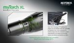 Ficklampa Nextorch myTorch XL