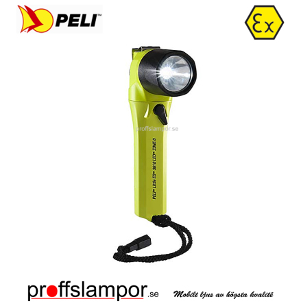 Ficklampa Peli Little Ed Recoil LED 3610 Zone 0