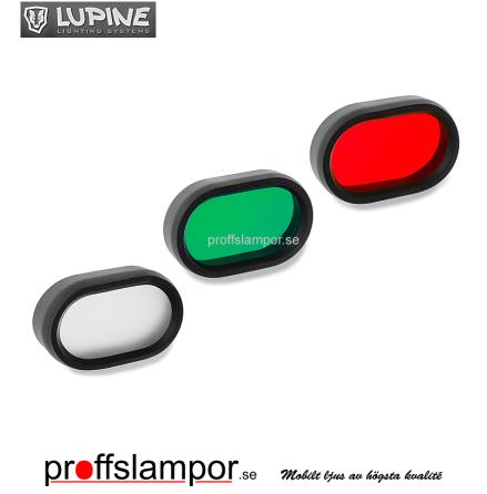 Tillbehör Filter Lupine Piko