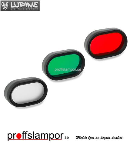 Tillbehör Filter Lupine Piko R och Piko TL Diffusor