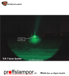 Vapenlampa Streamlight TLR-1 Game Spotter