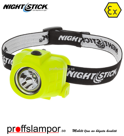 Pannlampa Nightstick XPP-5452G