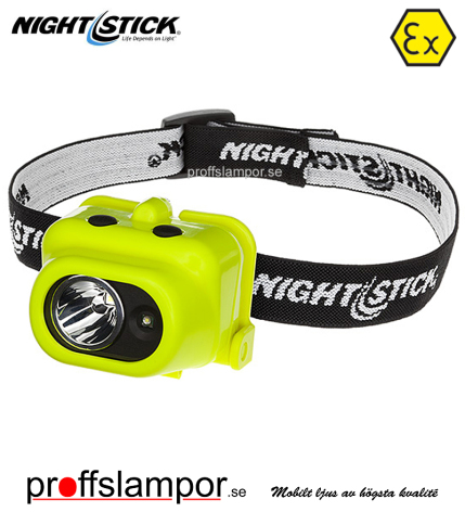 Pannlampa Nightstick XPP-5454G