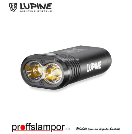 Ficklampa Lupine Piko TL Max