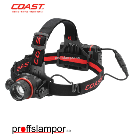 Pannlampa Coast HL8R