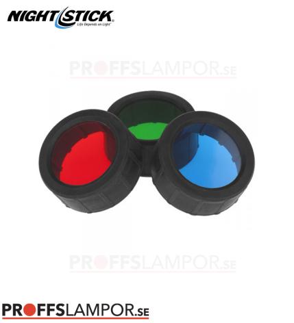 Tillbehör Färgfilterkit röd-grön-blå