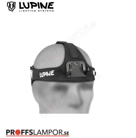 Tillbehör Huvudställning HD Lupine Neo/Piko/Piko R