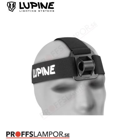Tillbehör Huvudställning Lupine O-ring