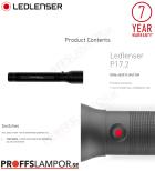 Ficklampa Ledlenser P17.2