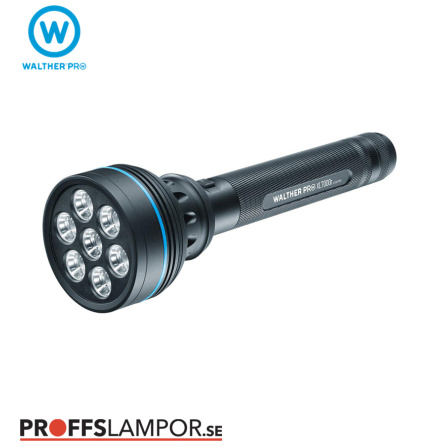 Ficklampa Walther Pro XL7000R