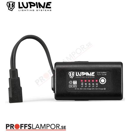 Tillbehör Batteri Lupine SmartCore 3.5 Ah FastClick-System