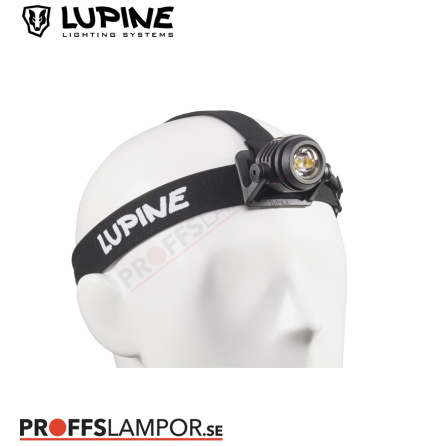 Pannlampa Lupine NEO X 4 SC