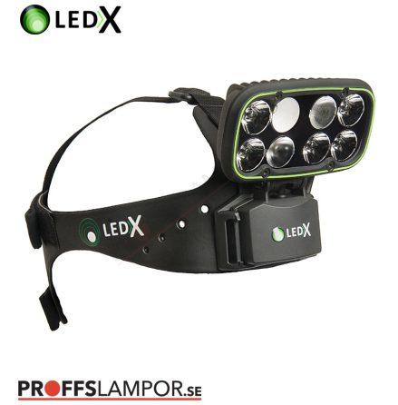 Pannlampa LEDX Cobra 6500