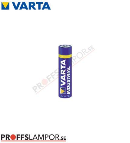 Alkaliskt batteri AAA/LR03 Varta Industrial