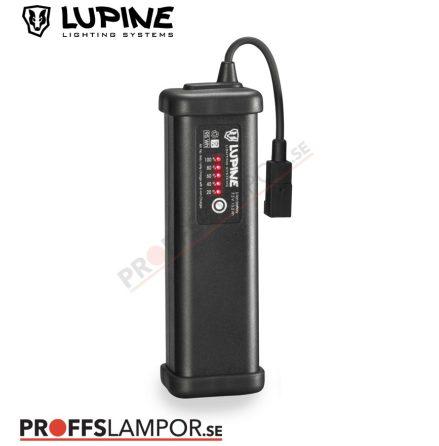 Tillbehör Batteri Lupine SmartCore 13.2 Ah