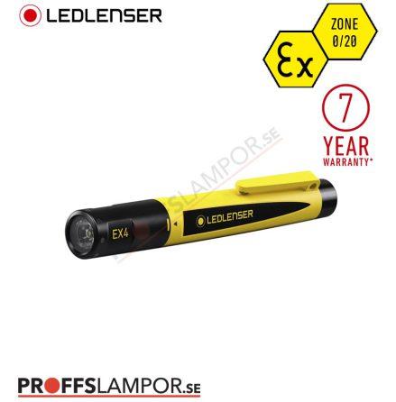 Ficklampa Ledlenser EX4