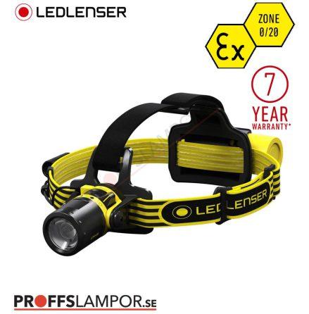 Pannlampa Ledlenser EXH8