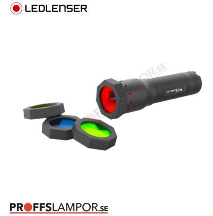 Tillbehör Ledlenser färgfilterset 37 mm