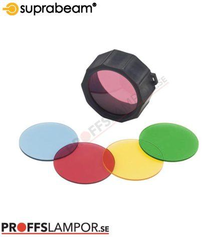 Tillbehör Färgfilter Suprabeam Q5xr / Q7Compact