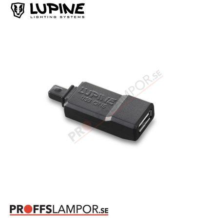 Tillbehör USB ONE Lupine