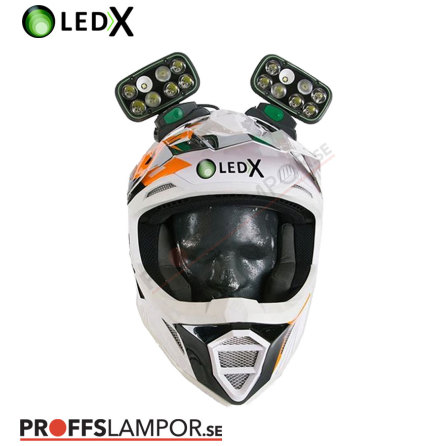 LEDX Cobra 6500 Enduro