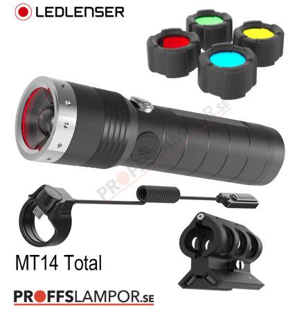 Jaktset Ledlenser MT14