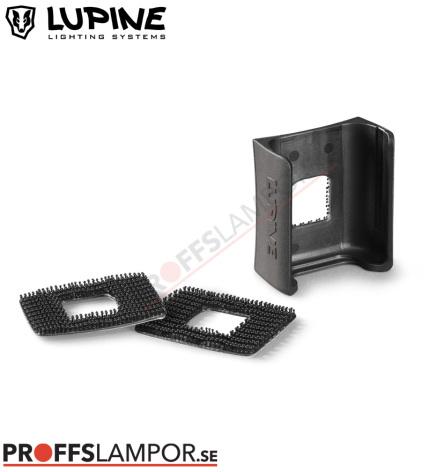 Tillbehör 3M Set Fastclick Batterifäste