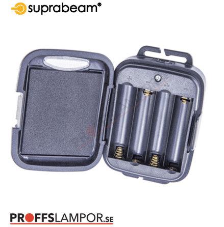 Tillbehör V3pro (4xAAA) alkaline Batterihållare