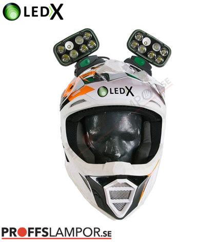 LEDX Cobra 6500 X-pand Enduro