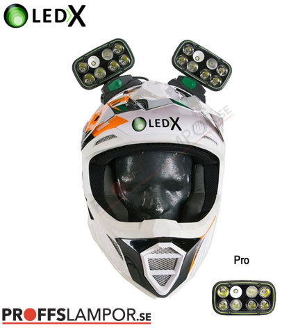 LEDX Cobra 6500 X-pand Enduro pro