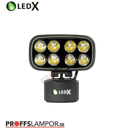 Lamphuvud LEDX Cobra 6500 spot