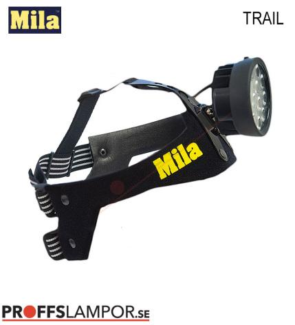 Pannlampa Mila Vega 5000 TRAIL