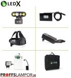 Pannlampa LEDX Mamba 4000 X-pand backupljus