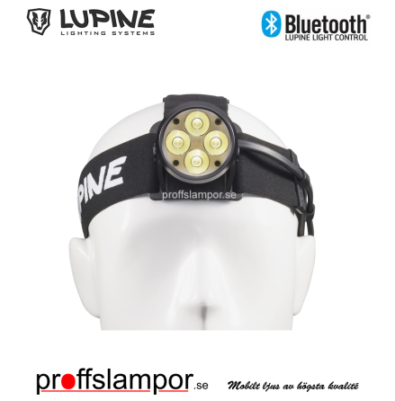 Pannlampa Lupine Wilma RX 7