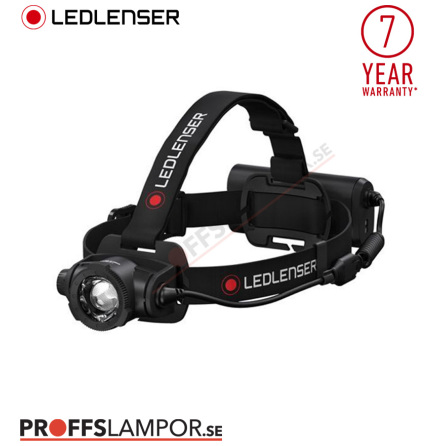 Pannlampa Ledlenser H15R Core
