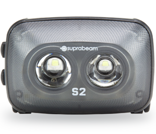 Suprabeam pannlampa S2 rechargeable